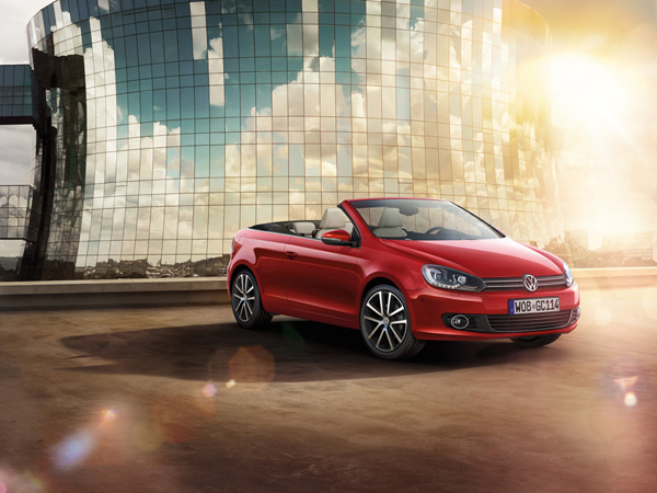 Анонсирован Volkswagen Golf Cabriolet Exclusive