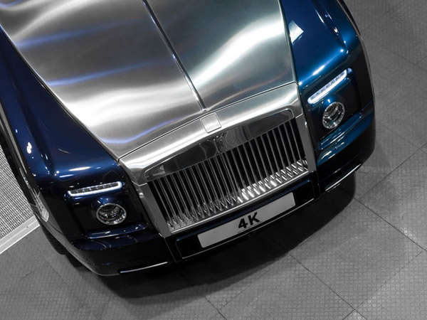 Rolls-Royce Phantom Coupe в тюнинге A. Kahn Design